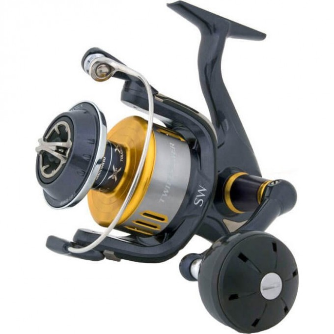Катушка SHIMANO TWIN POWER 5000 SWB XG (6.1:1) TP5000SWBXG