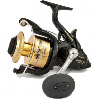 Катушка SHIMANO USA BAITRUNNER 6000D EU MODEL