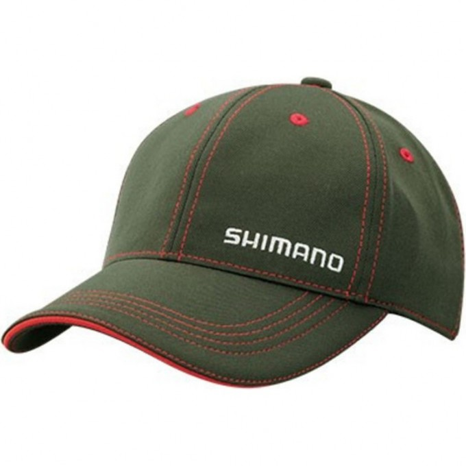 Кепка SHIMANO STANDARD CAP KHAKI REGULAR SIZE 5YCA041Q2F