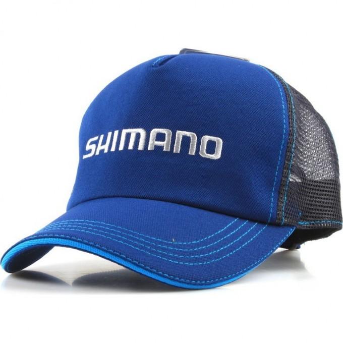 Кепка SHIMANO STANDARD MESH CAP NAVY REGULAR SIZE 5YCA042Q3F